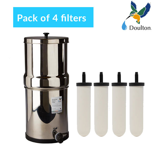 Doulton-SS-Gravity-Filter-4-pack