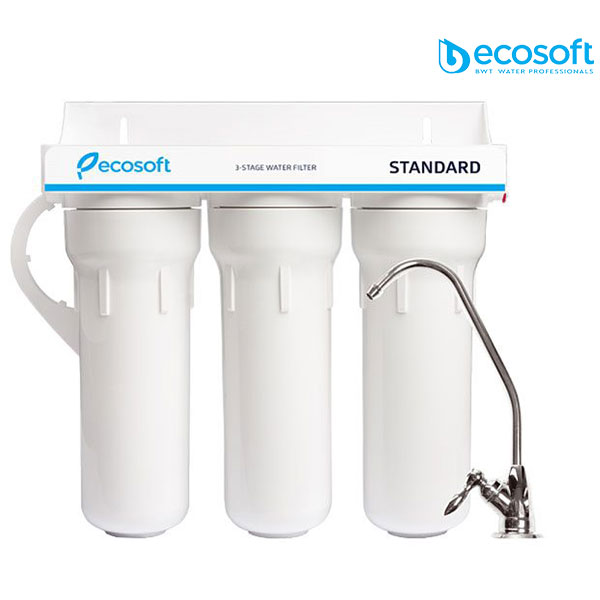 Ecosoft-3-stage-water-filter-system